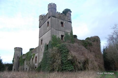 Mackmine-castle