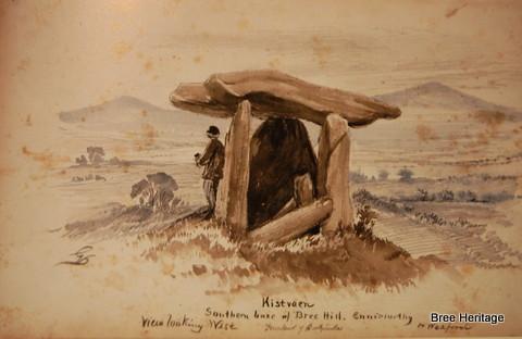 Ballybrittas-dolmen