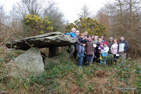 Visit-to-Ballybrittas-dolmen