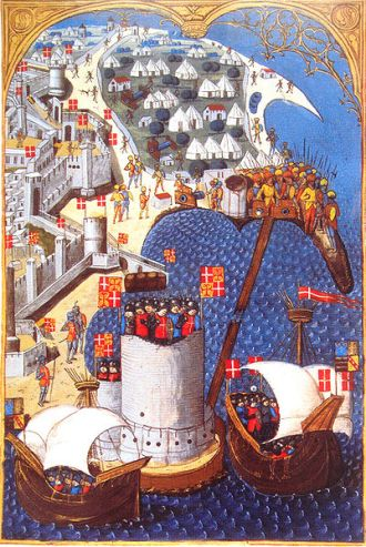 The-Siege-Of-Rhodes-1480