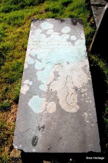 Charles Vero's tomb