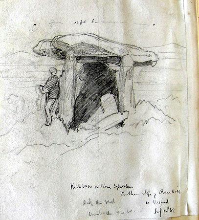 Ballybrittas dolmen