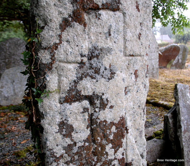 early medieval cross slab wexford